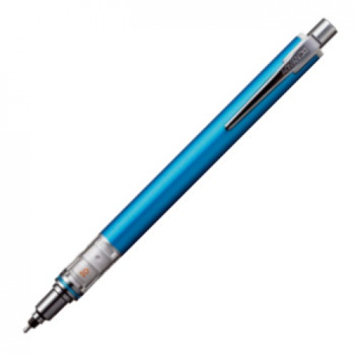 Uni Kuru Toga Advance Mechanical Pencil - 0.5mm - Blue