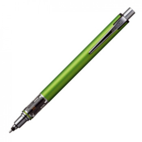Uni Kuru Toga Advance Mechanical Pencil - 0.5mm - Lime Green