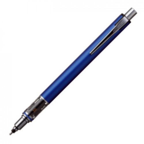 Uni Kuru Toga Advance Mechanical Pencil - 0.5mm - Navy