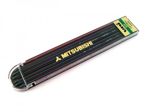 Uni Mitsubishi Lead Holder Refill - 2 mm - 4H