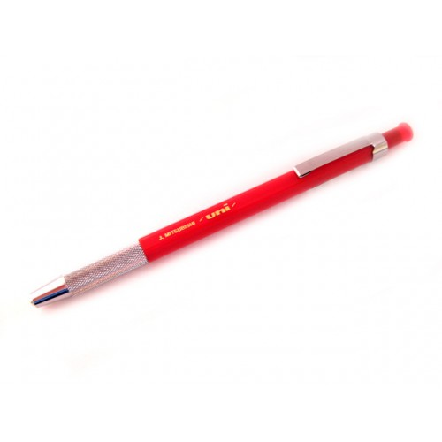 Uni Mitsubishi Lead Holder - 2 mm - Red
