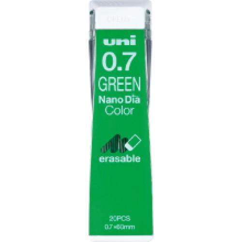 Uni NanoDia Color Lead - 0.7 mm - Green