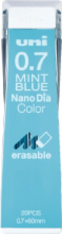 Uni NanoDia Color Lead - 0.7 mm - Mint Blue