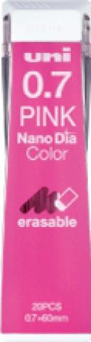 Uni NanoDia Color Lead - 0.7 mm - Pink