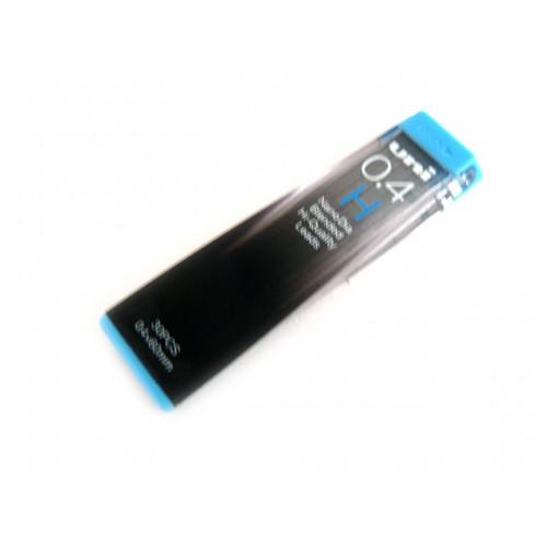 Uni NanoDia Pencil Lead - 0.4mm - H