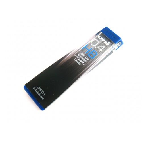 Uni NanoDia Pencil Lead - 0.4mm - HB