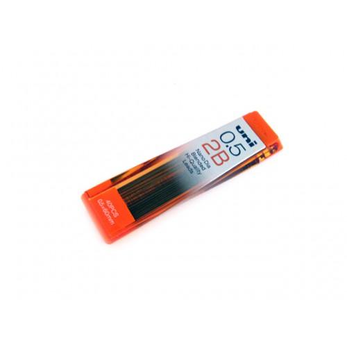 Uni NanoDia Pencil Lead - 0.5mm - 2B