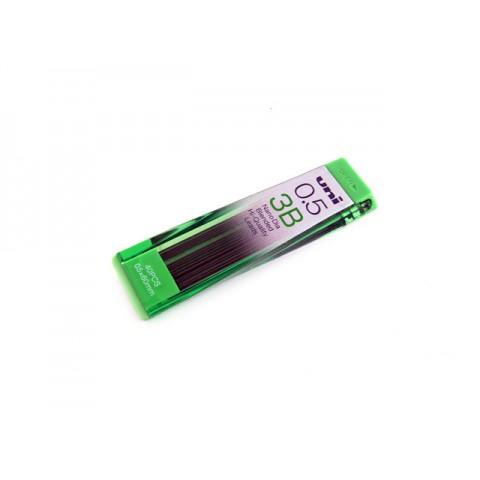 Uni NanoDia Pencil Lead - 0.5mm - 3B
