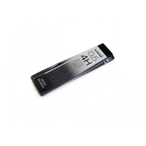 Uni NanoDia Pencil Lead - 0.5mm - 4H