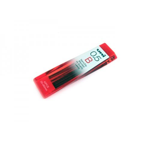 Uni NanoDia Pencil Lead - 0.5mm - B