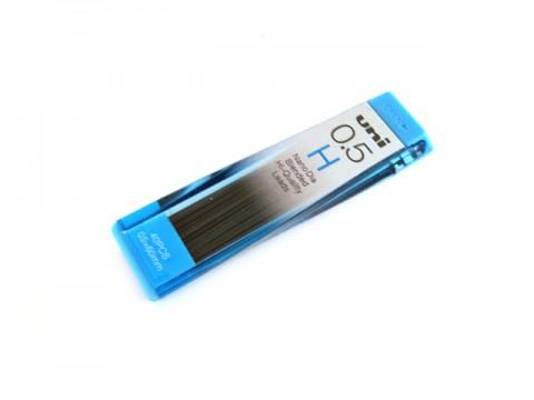 Uni NanoDia Pencil Lead - 0.5mm - H