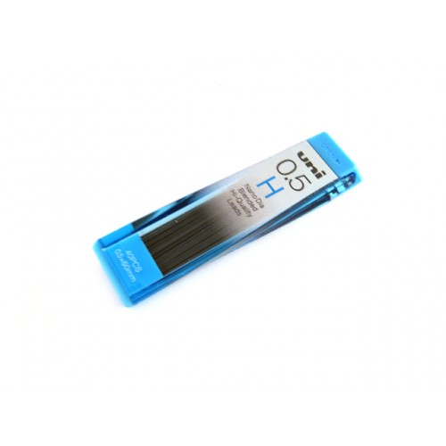 Uni NanoDia Pencil Lead - 0.5mm - H