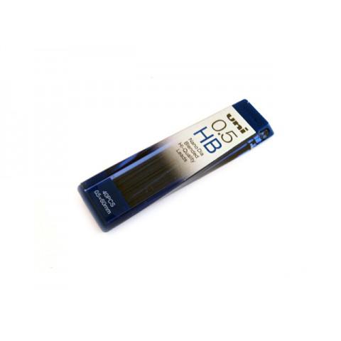 Uni NanoDia Pencil Lead - 0.5mm - HB