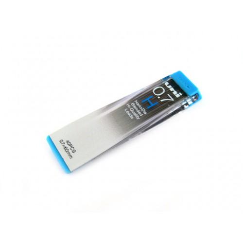 Uni NanoDia Pencil Lead - 0.7mm - H