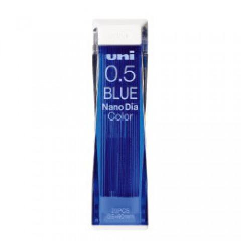 Uni NanoDia Color Lead - 0.5 mm - Blue