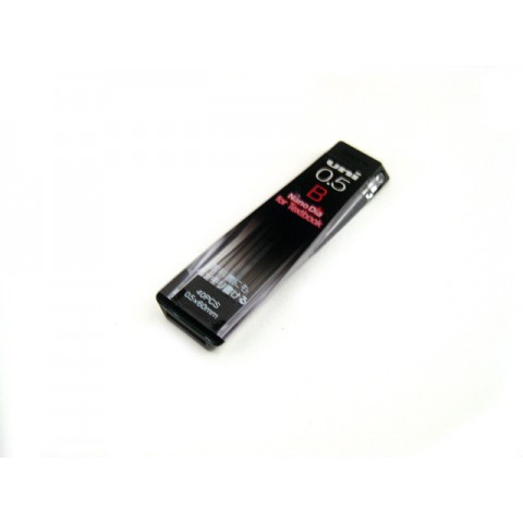 Uni NanoDia for Textbook Pencil Lead - 0.5mm - B