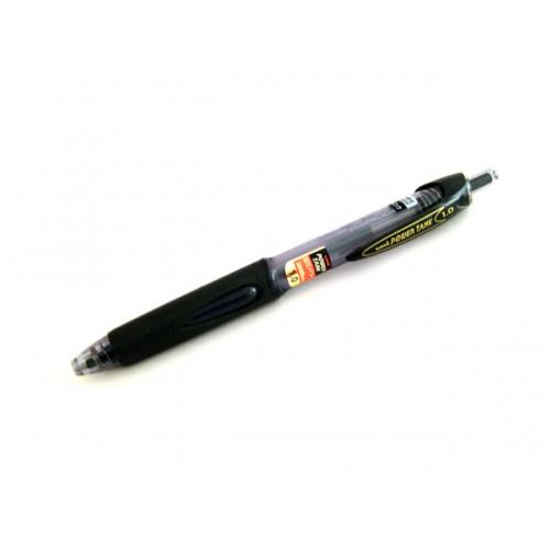 Uni Power Tank Ballpoint Pen - 1.0mm - Black Ink