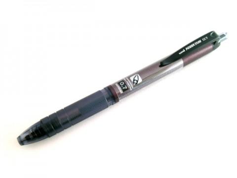 Uni Power Tank Ballpoint Pen Smart Series - 0.7mm - Brown Body