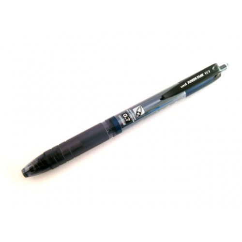Uni Power Tank Ballpoint Pen Smart Series - 0.7mm - Navy Body