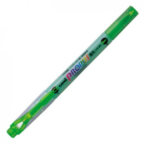Uni Propus Window Highlighter - Green