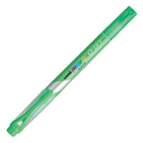 Uni Propus Window Quick Dry Highlighter - Green