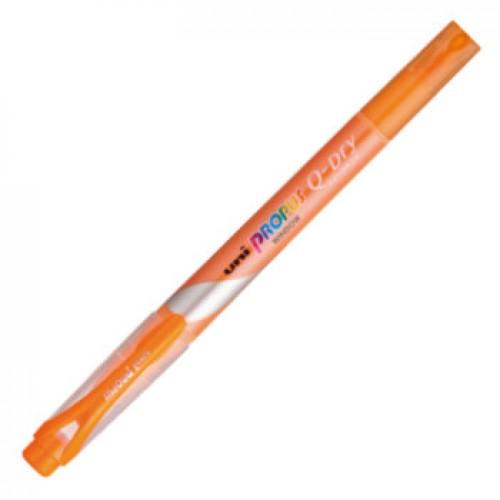 Uni Propus Window Quick Dry Highlighter - Orange