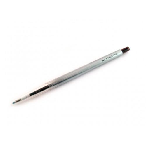 Uni Style Fit Single Color Gel Pen - 0.5mm - Brown Black