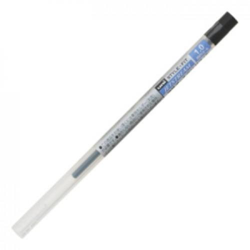 Uniball Style Fit Jetstream Ballpoint Ink Refill 1.0mm - Black