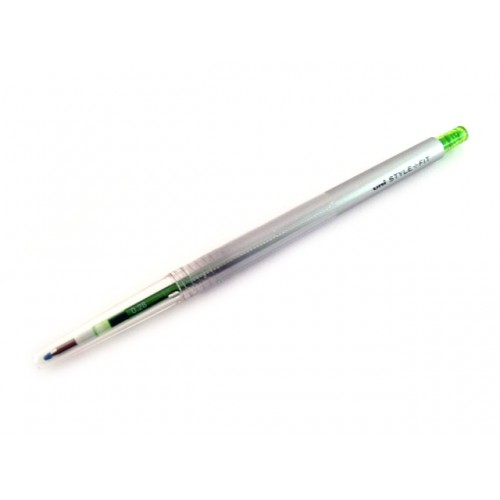 Uni Style Fit Single Color Gel Pen - 0.5mm - Lime Green