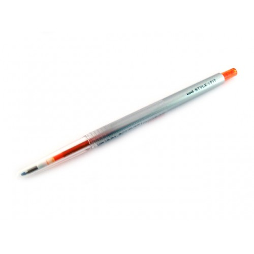 Uni Style Fit Single Color Gel Pen - 0.38mm - Orange