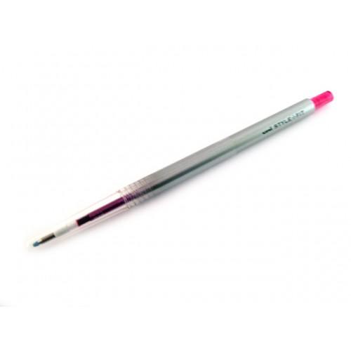 Uni Style Fit Single Color Gel Pen - 0.38mm - Pink