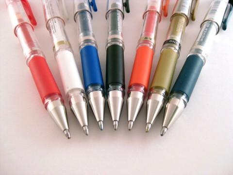 Uniball Signo Broad Gel Pen - Blue