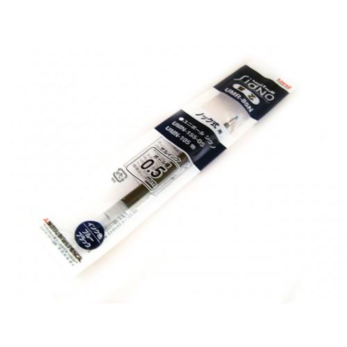 Uni Signo RT1 Refill - 0.5mm - Blue Black