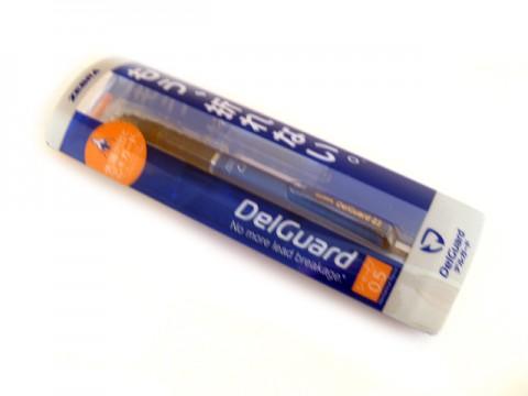 Zebra DelGuard Mechanical Pencil 0.5mm - Blue