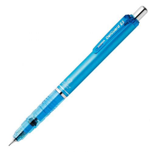 Zebra DelGuard Mechanical Pencil 0.5mm - Light Blue