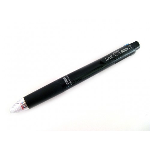 Zebra Sarasa Multi 5 Function Gel Ink Pen - 0.5mm - Black Body