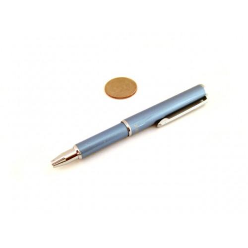 Zebra SL-F1 Mini Ballpoint Pen 0.7mm - Light Blue Body