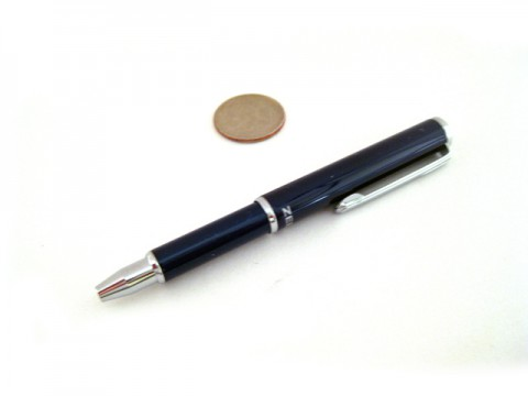 Zebra SL-F1 Mini Ballpoint Pen 0.7mm - Navy Body