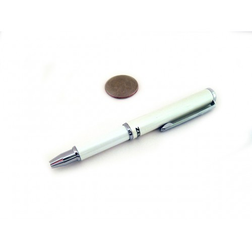 Zebra SL-F1 Mini Ballpoint Pen 0.7mm - White Body